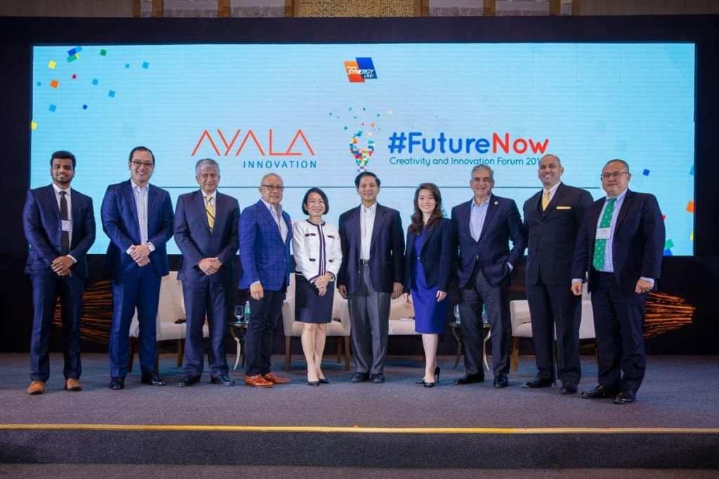Ayala Hosts Creativity and Innovation Forum on Thriving in the Age of Disruption