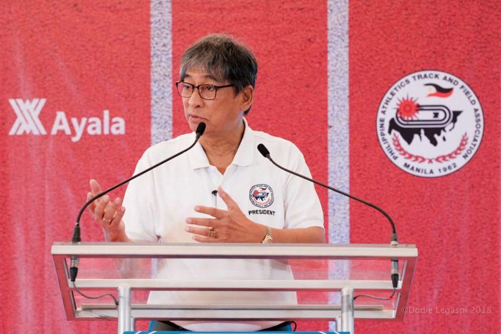 Philip Juico - President, PATAFA