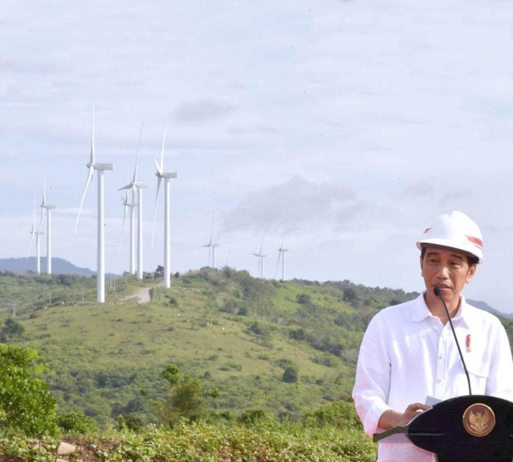President-Jokow-inaugurates-Sidrap-wind-farm