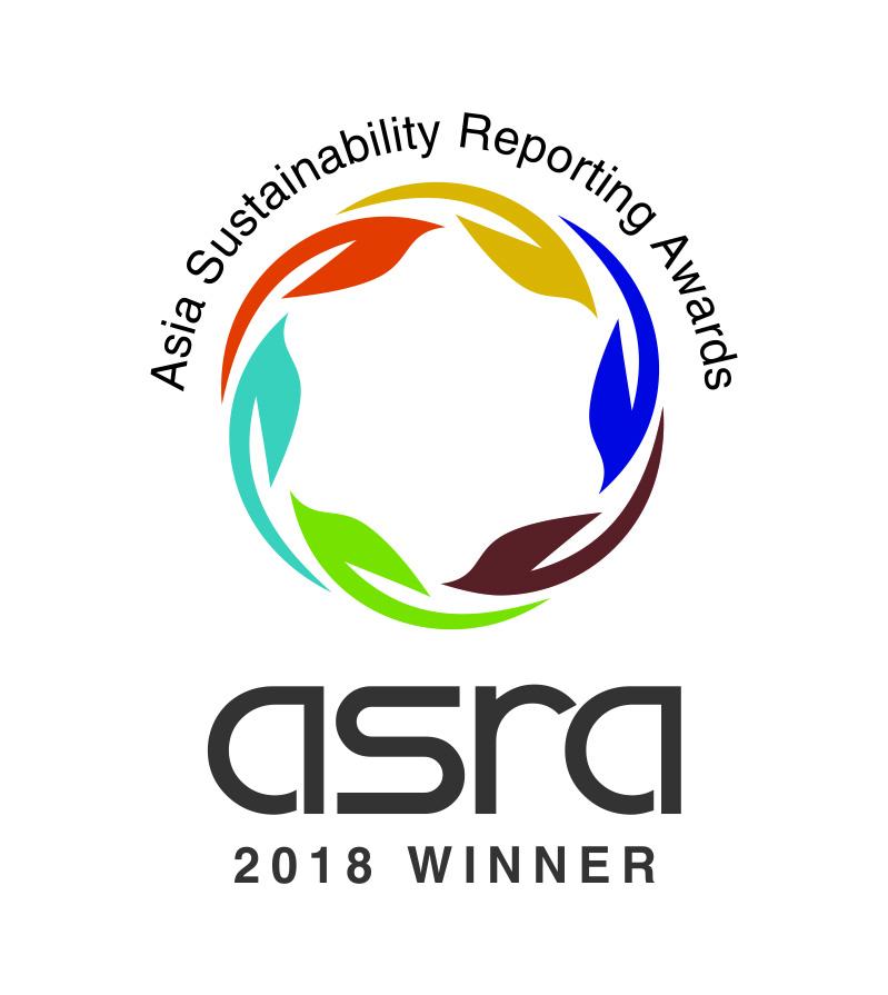 Ayala wins at 2018 Asia Sustainability Reporting Awards