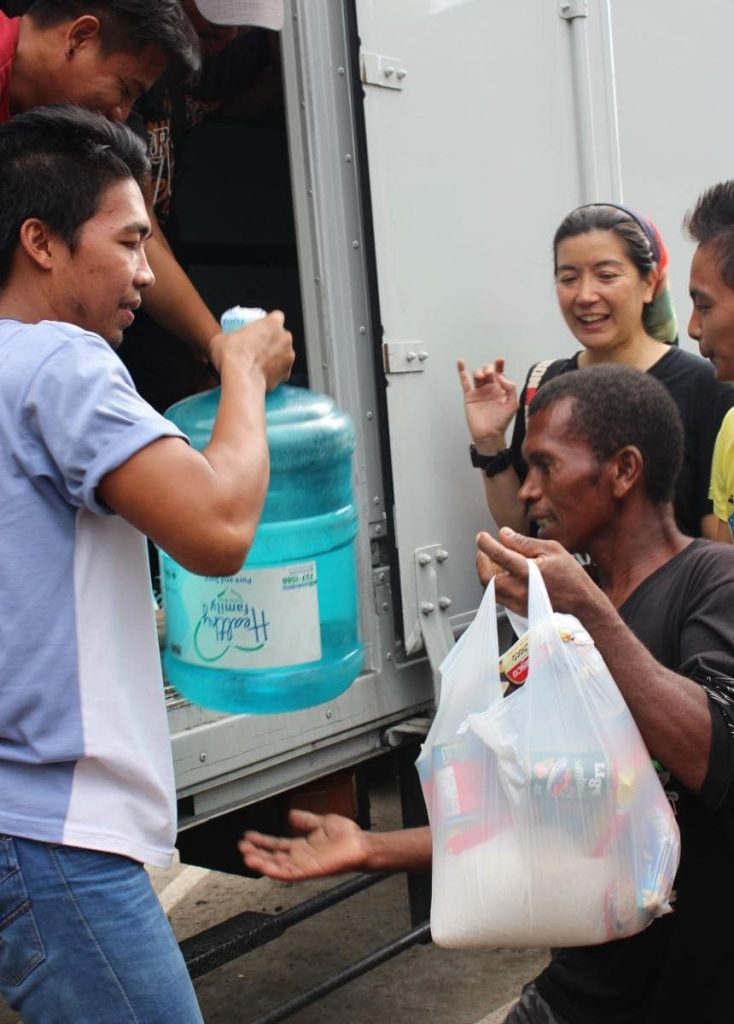 Ayala Foundation sustains relief activities for Aeta families in Pampanga