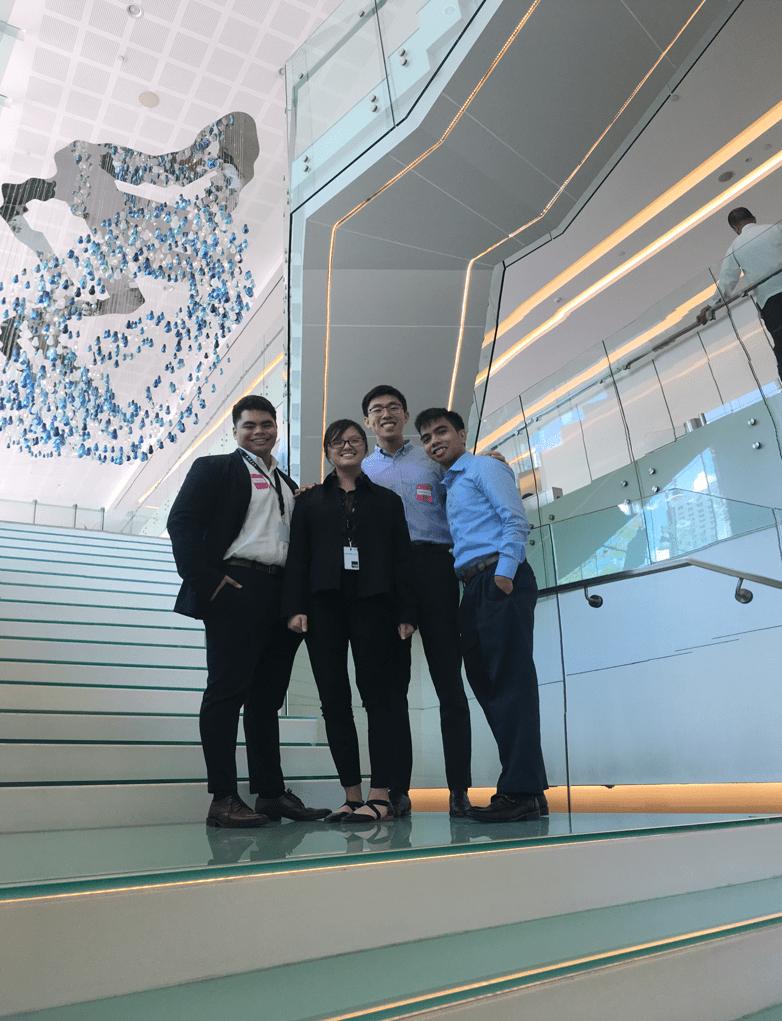 Ayala interns pitch innovations to help improve Filipino lives