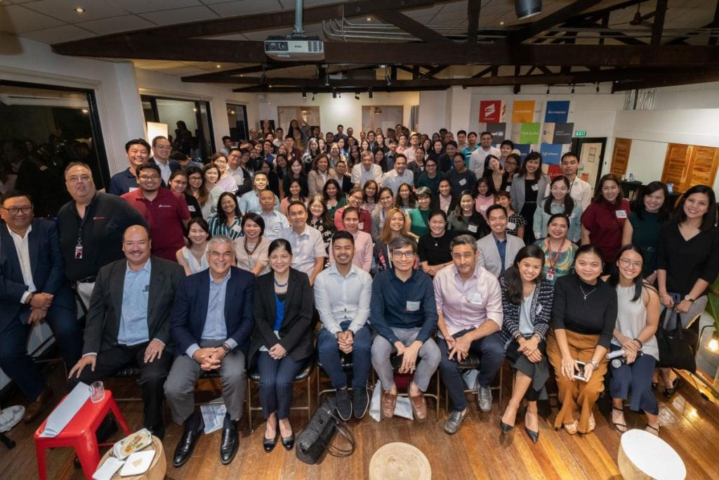 Ayala launches Data Base employee community