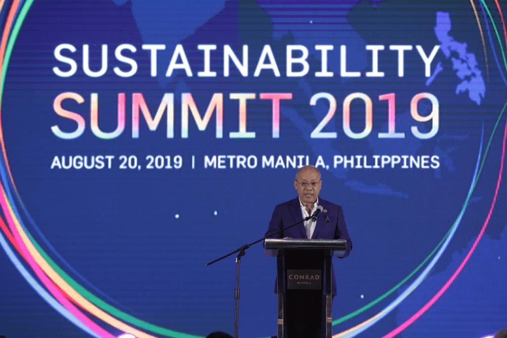 Zobel pushes Ayala Sustainability Blueprint; Globe joins UN GC Network Philippines