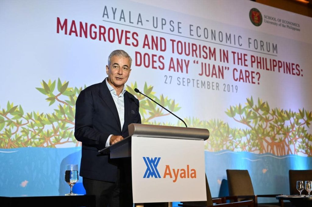 Ayala recognizes local communities as the driving force behind sustainable tourism