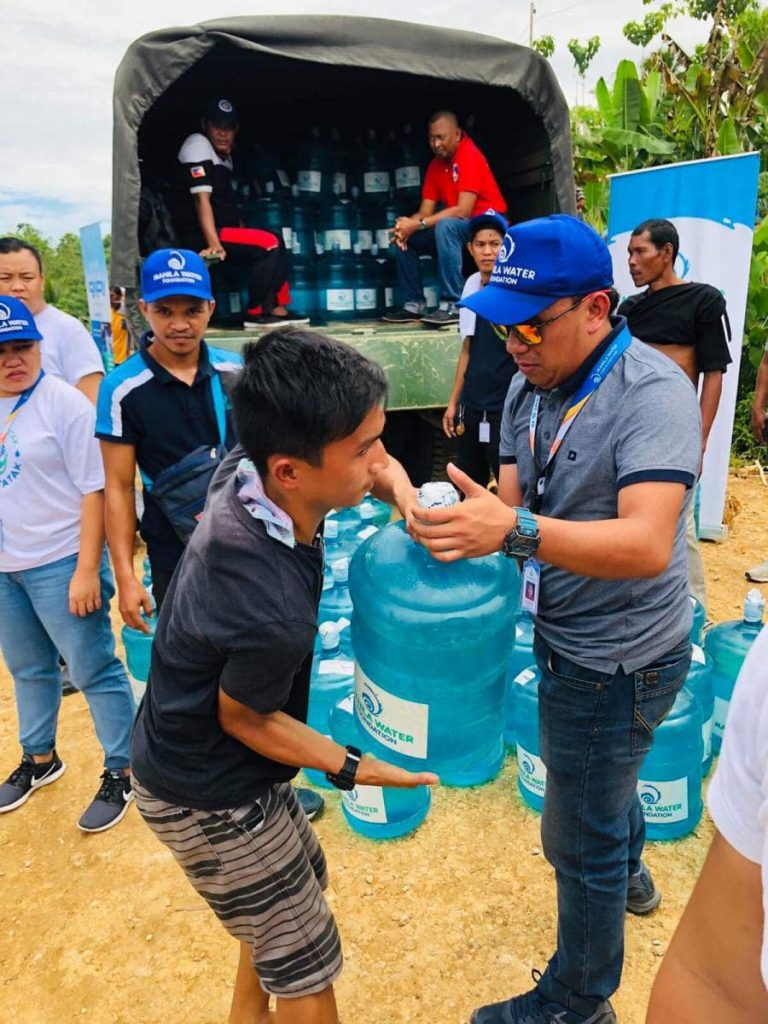 Ayala group aids relief efforts in quake-hit Mindanao