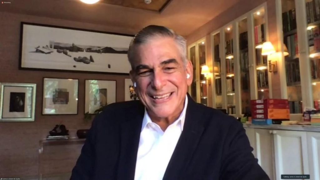 Ayala CEO Private sector will join government at the frontline to reopen economy safely
