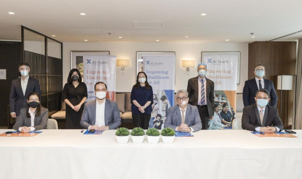 AC Health, CTSI-Varian partner to develop and operate the country's first cancer specialty hospital in Taguig City