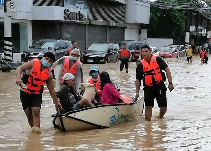Ayala group expands relief ops in typhoon-stricken areas
