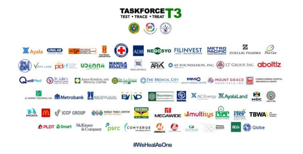 Taskforce T3 Commits Support for Government Vaccine Roadmap