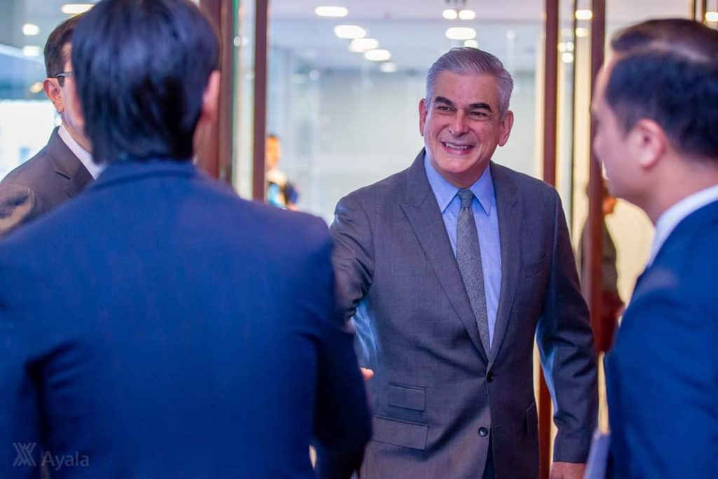 Ayala CEO: Vaccine acquisition is great news; robust healthcare system is long-term solution