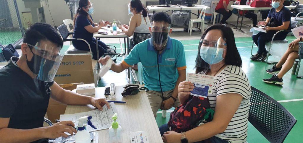 Ayala-Employees-Vaccination-UP-AyalaLand-TechoHub