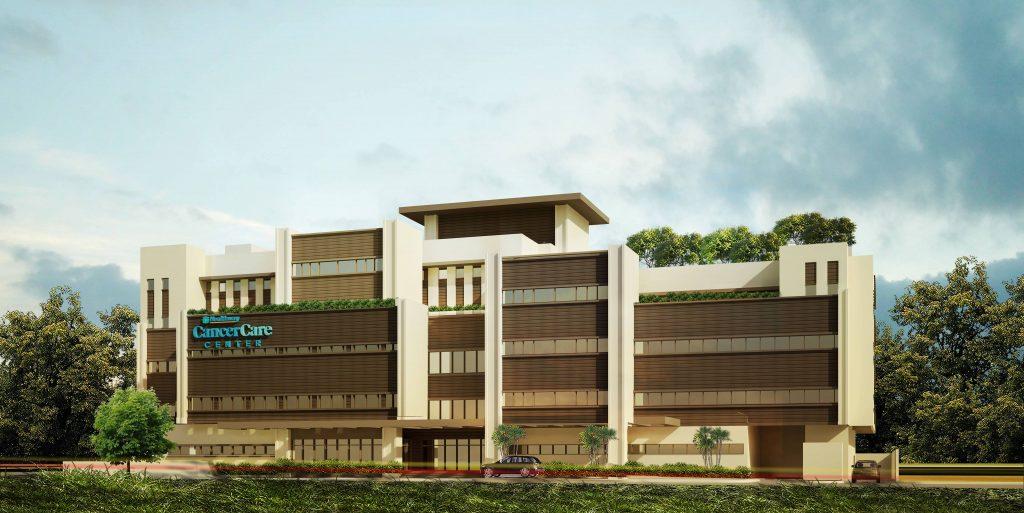 Healthway Cancer Care Center Facade